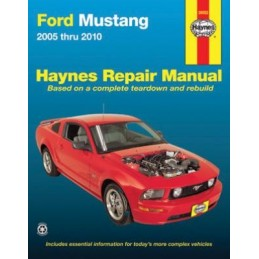 detail guide mustang haynes reparation