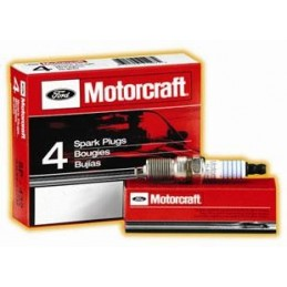 Bougies cuivre Ford Motorcraft SP412 Mustang V6 2006-10