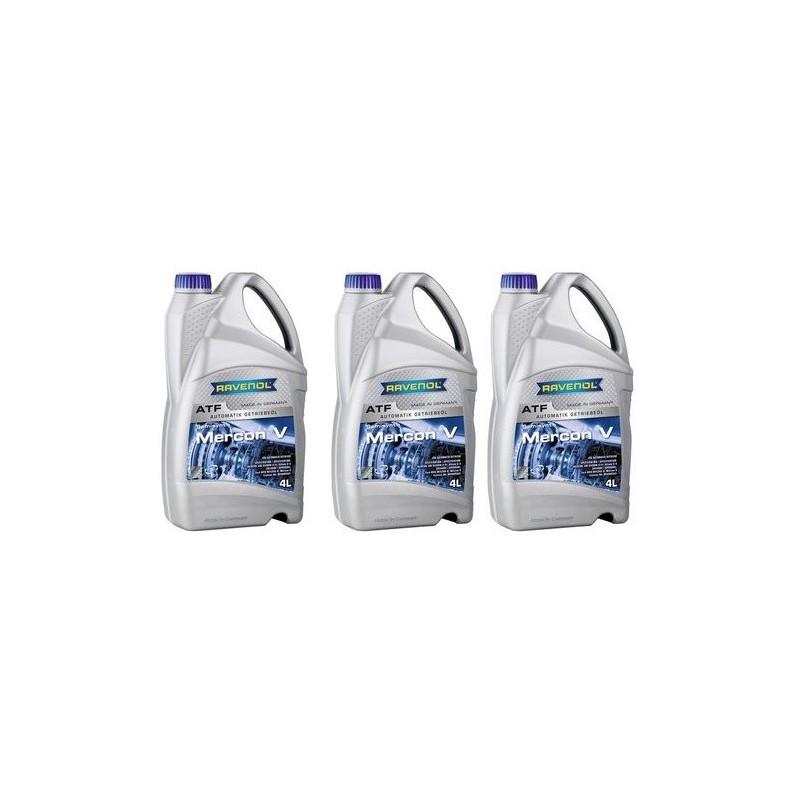 MERCON V pour boite automatique - 12 litres
