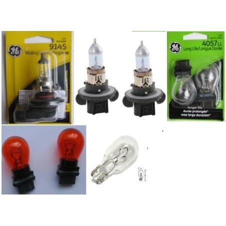 Pack d'ampoules de rechange 05-09