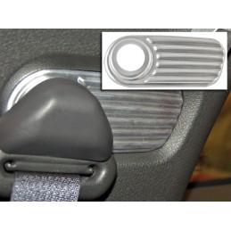 Inserts de ceinture de sécurité