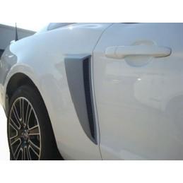 Prises d'air latérales peintes Mustang 2010-14