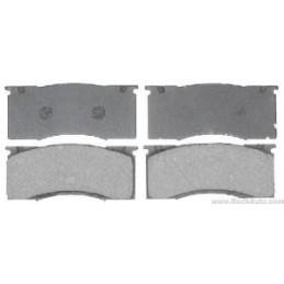 Plaquettes de freins avant (64-67)