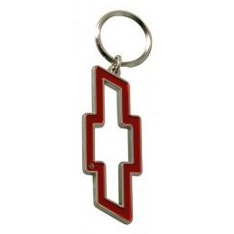 Porte clé chevrolet rouge