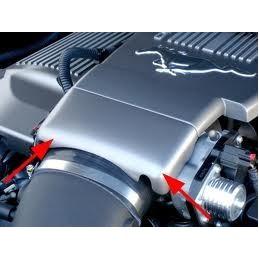 Extension de cache moteur Mustang GT 2005-10