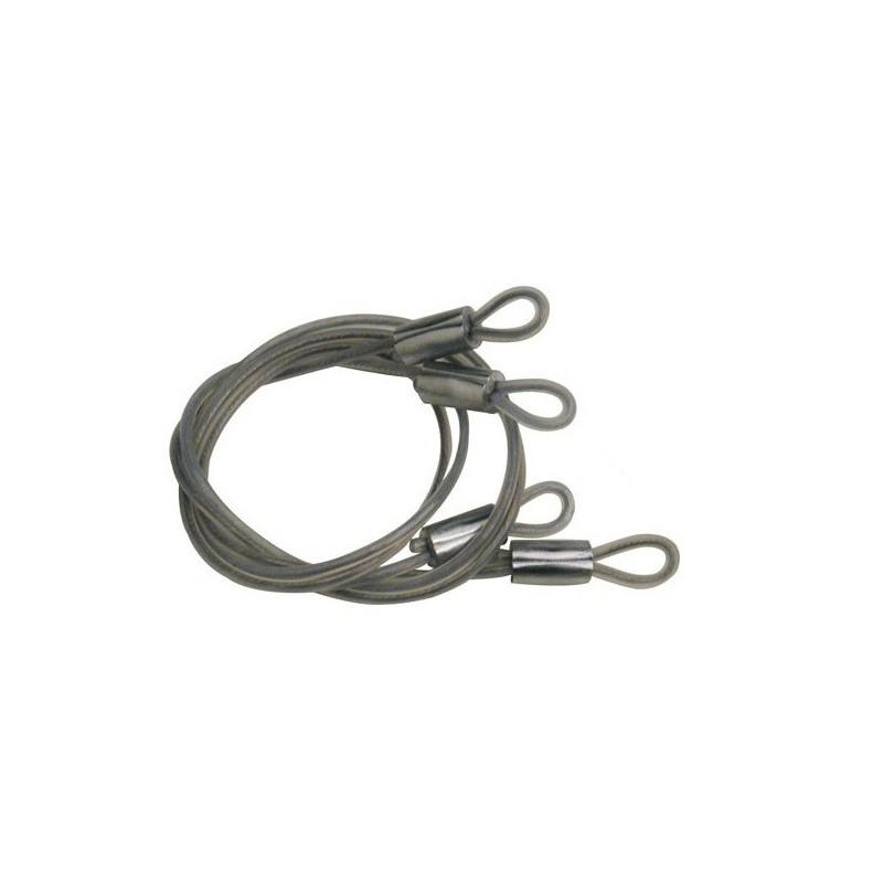 Câbles de remplacement pour attaches capot