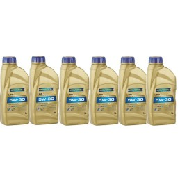 Huile 5W30 synthetique - 6 litres (V6 05 - 09)