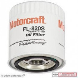 Filtre à huile FL820s Ford Motorcraft Mustang 1996 2010