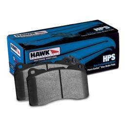 DODGE RAM 1500 2002- 2010 : Plaquettes Hawk HPS AV
