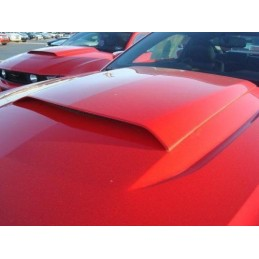 Prise d'air capot à peindre Mustang V6, GT 2010-13
