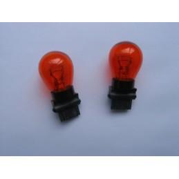 Ampoules Philips T25 3157 oranges