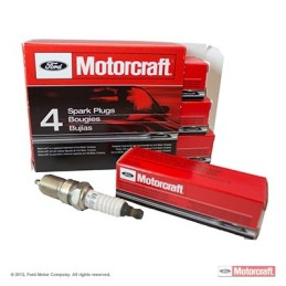 Bougies Motorcraft SP405 Shelby GT500 2007-12