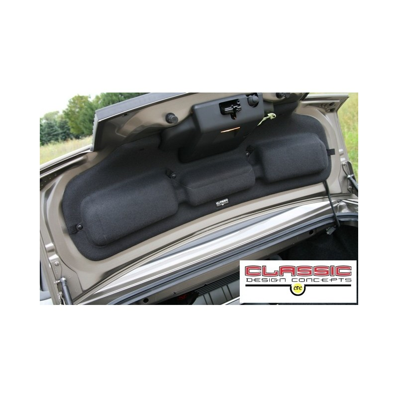 Corral de rangement de coffre V6 GT (05-09)