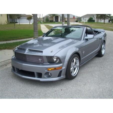 Capot GT-S Trufiber Mustang 2005-09