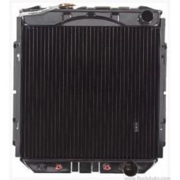 radiateur piece mustang 67 289