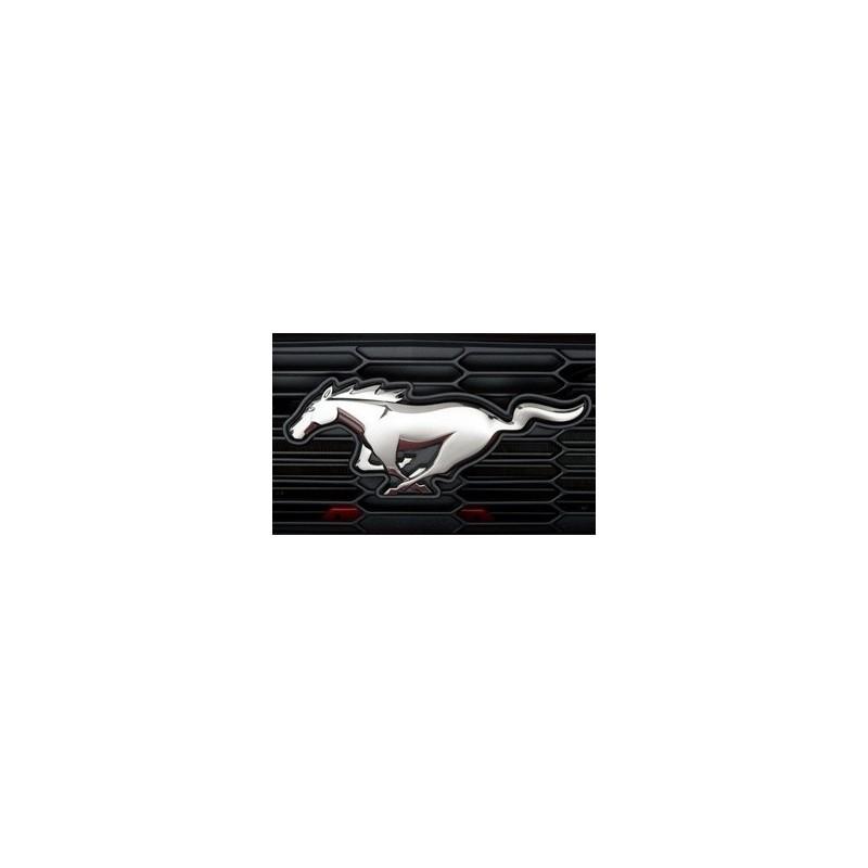 Emblème de calandre Mustang V6 2010-12