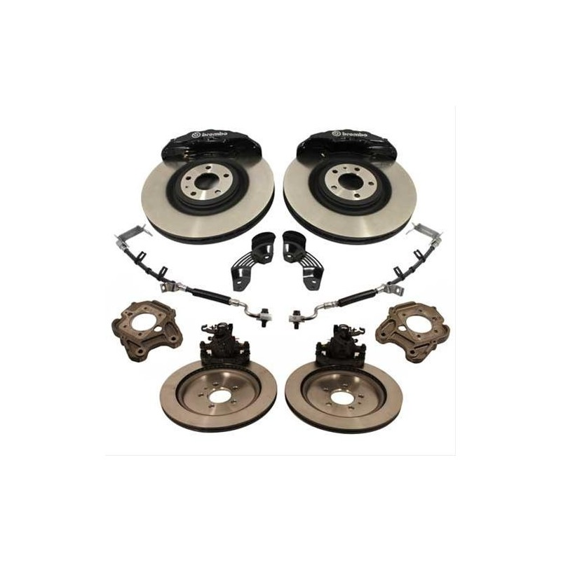 brembo 6 pistons ford mustang