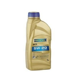 Huile 5W20 synthétique - 10 litres