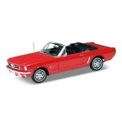 Ford Mustang 64,5 Rouge