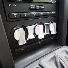 Accents de climatisation Satin