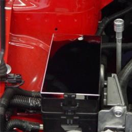 Cache boite à fusibles satin Mustang 2005-09