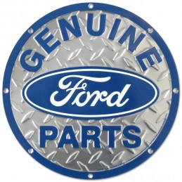 Plaque decorative Ford genuine parts