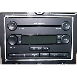 Contour autoradio chrome 05-09