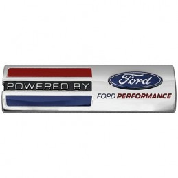 Embleme powered by Ford Performance