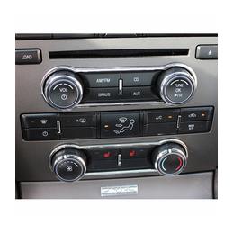 contour chrome commandes climatisation et autoradio 2010-13
