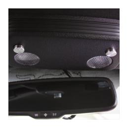 Couvre bouton eclairage plafonnier 2005-15