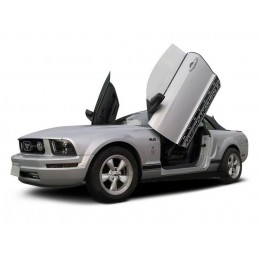 Kit portieres lambo Mustang 2005-10
