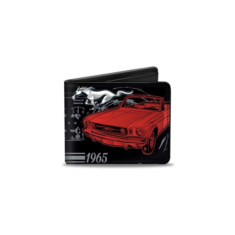 Portefeuille Mustang 65 Cabriolet