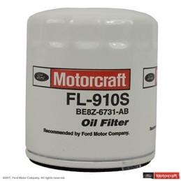 Filtre à huile FL910S Mustang Ecoboost
