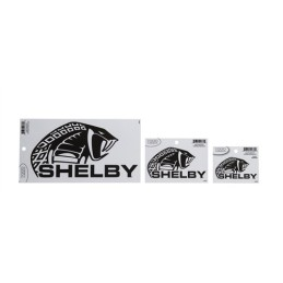 Sticker Shelby Officiel Moyen modèle