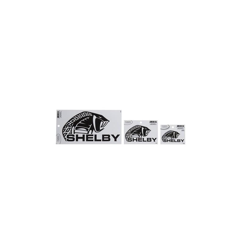 Sticker Shelby Officiel Moyen modèle