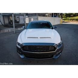Capot Trufiber A53 RAM Mustang 2015-17