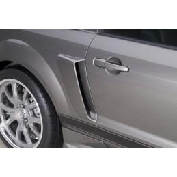 Prises d'air latérales Cervini non peintes Mustang 2005-09