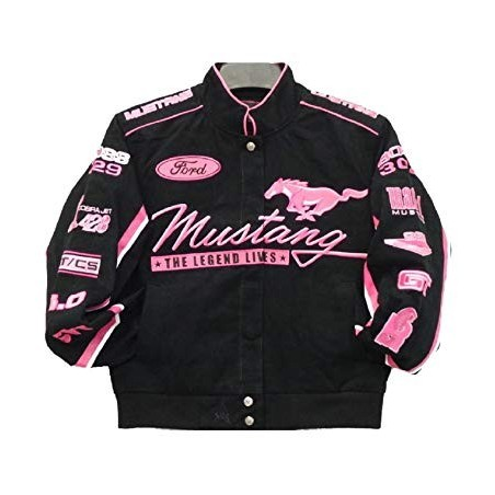 Blouson Ford mustang Femme - coton
