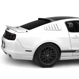 Becquet de toit carbone Mustang 2010-14