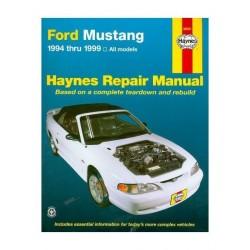 Guide Haynes Mustang de 1994 à 2004