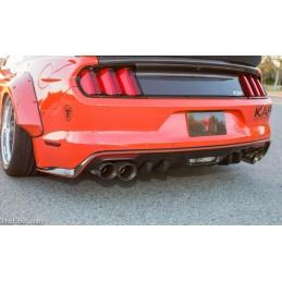 Diffuseur arrière carbone Trufiber Mustang 2015-17