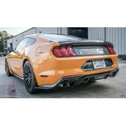 Diffuseur carbone Trufiber Mustang GT 2018