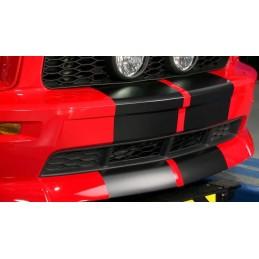 Inserts de grille de pare choc Mustang GT 2005-09