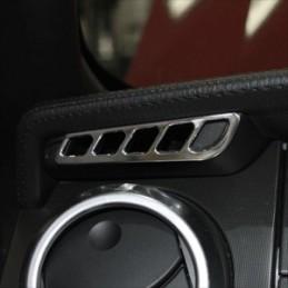 Couvre ventilation latérale Mustang 2005-09