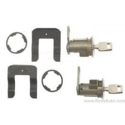 Pack de serrures 67-73 avec clés