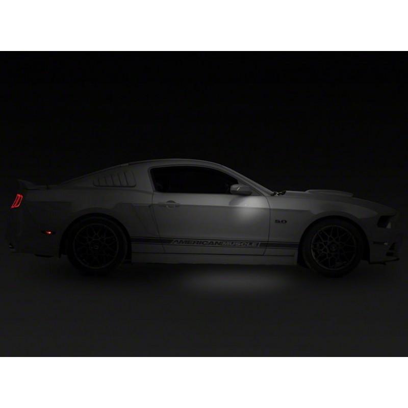Kit éclairage extérieur Led  Mustang 2005-12