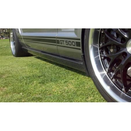 Bas de caisse Carbone Mustang 2005-09