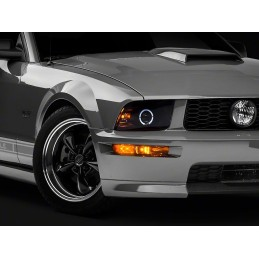 Feux avant Raxiom Style 2010 Mustang 2005-09