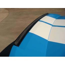 Baguette de spoiler arrière carbone Trufiber Shelby GT500 2010-18