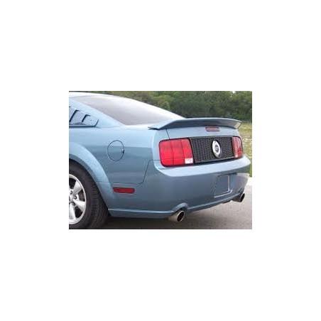Aileron arrière style GT500 peint Mustang 2005-09